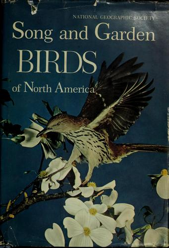 Download Song and garden birds of North America