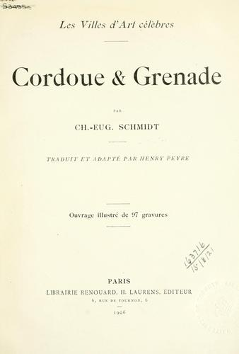 Download Cordoue & Grenade