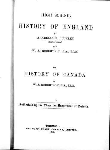 Download High school history of England