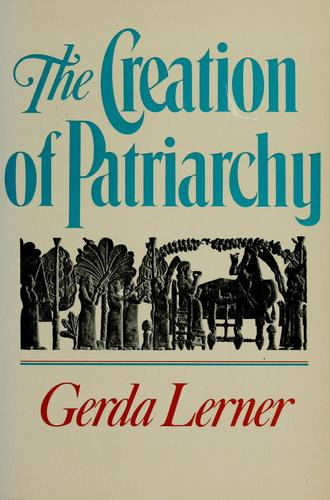 The creation of patriarchy