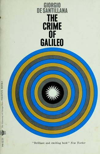 Download The crime of Galileo.