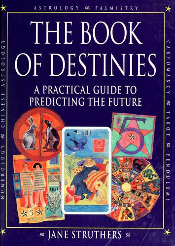 The book of destinies by Jane Struthers