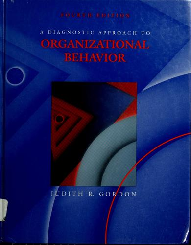 A diagnostic approach to organizational behavior