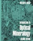 Download Introduction to optical mineralogy