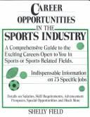 Download Career opportunities in the sports industry