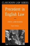 Precedent in English law (Open Library)