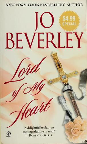 Lord of my heart by Jo Beverley