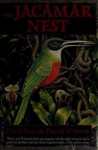 The Jacamar nest by Parry, David