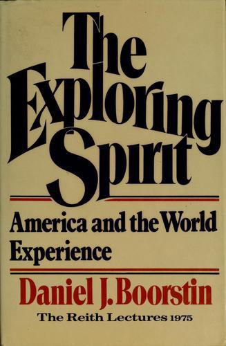 The exploring spirit