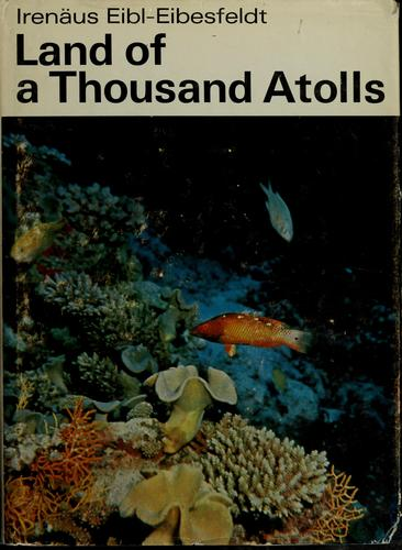 Download Land of a thousand atolls