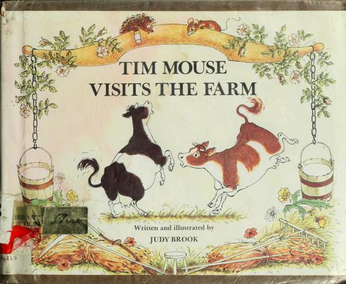 Tim Mouse visits the farm