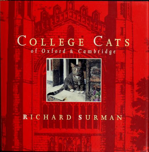 College Cats of Oxford and Cambridge