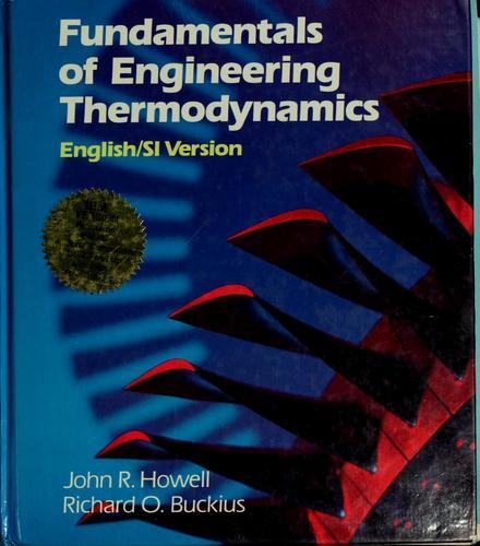 Download Fundamentals of engineering thermodynamics