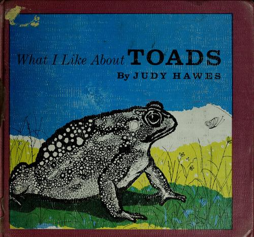 Download What I like about toads.