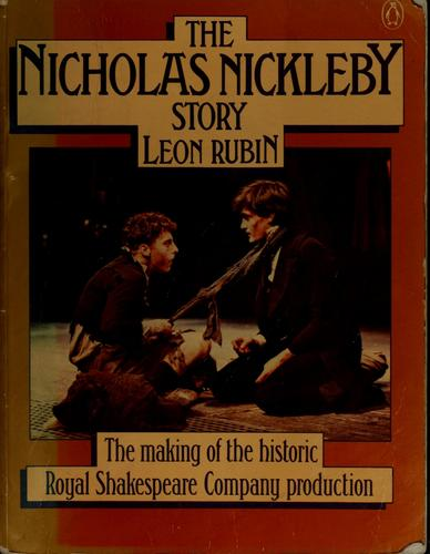 The Nicholas Nickleby story