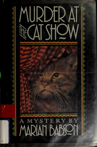 Download Murder at the cat show