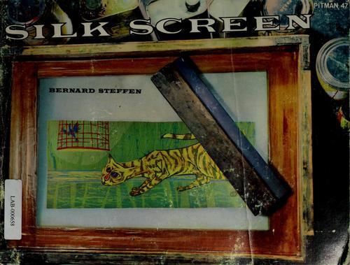 Silk screen.