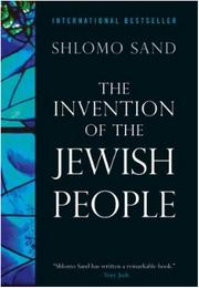 Shlomo Sand - The Invention of the Jewish People