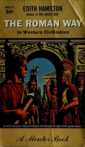 Download The Roman way to Western civilization