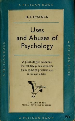Download Uses and abuses of psychology