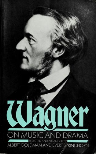 Download Wagner on music and drama