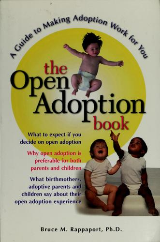 The open adoption book