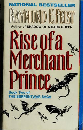 Rise of a merchant prince.