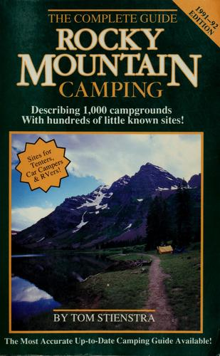 Download Rocky Mountain Camping