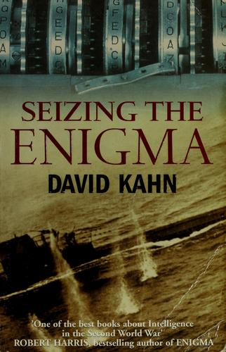 Seizing the enigma by Kahn, David