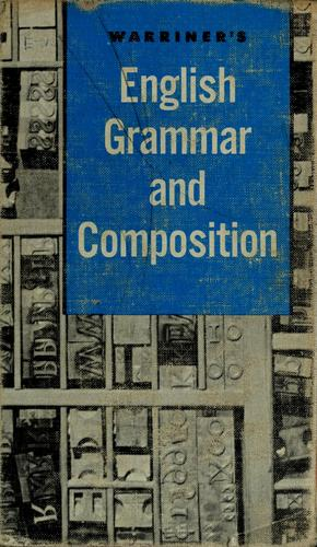 Download English grammar and composition