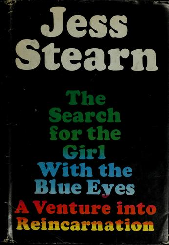 The search for the girl with the blue eyes.