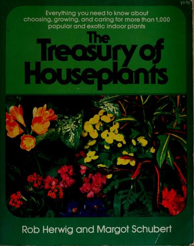 Treasury of Houseplants