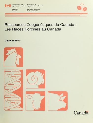 Download Ressources zoogénétiques du Canada