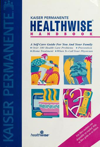 Download Kaiser Permanente Healthwise handbook