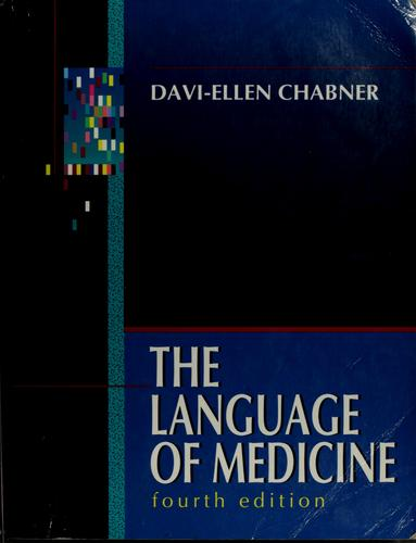 Download The language of medicine