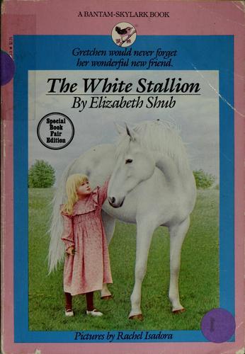 Download The white stallion