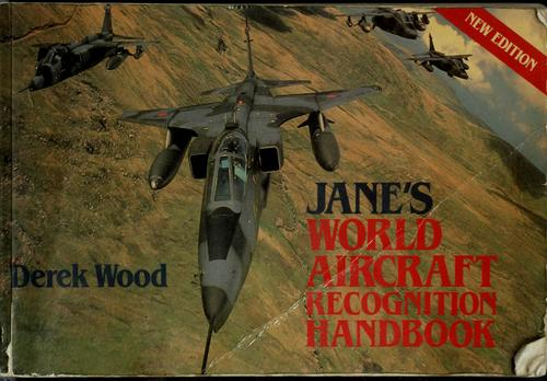 Jane's world aircraft recognition handbook