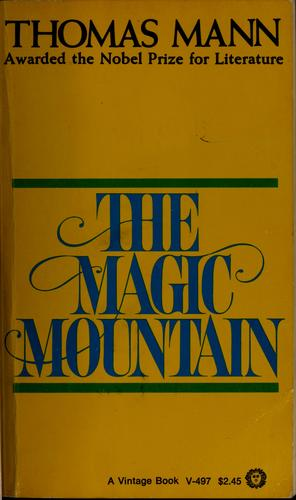 Download The magic mountain =