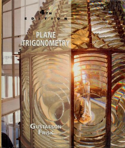 Download Plane trigonometry