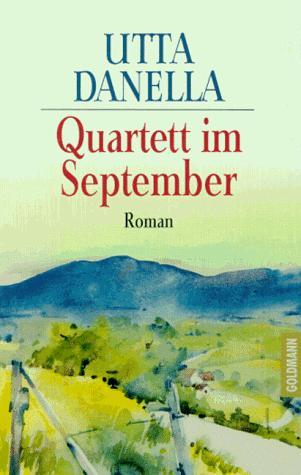 Quartett im September.