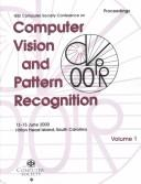 Image for Cvpr 2000: IEEE Conference on Computer Vision and Pattern Recognition Hilton Head Island, South Carolina June 13-15, 2000 : Proceedings (Ieee Computer ... Vision and Pattern Recognition//Proceedings)
