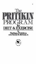 Download The Pritikin program for diet& exercise