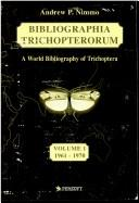 Download Bibliographia Trichopterorum
