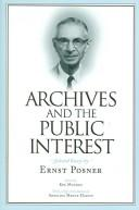 Download Archives and the public interest