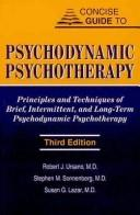 Download Concise guide to psychodynamic psychotherapy