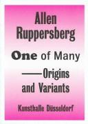 Download Allen Ruppersberg