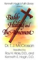 Download Bodily healing and the atonement