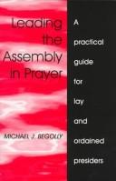 Download Leading the assembly in prayer
