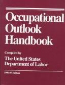 Download Occupational Outlook Handbook 1996-97