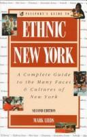 Passport's guide to ethnic New York